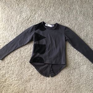 Omamimini long sleeve shirt NWOT